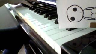 Video アシタカとサン(もののけ姫) 久石譲 ピアノ演奏