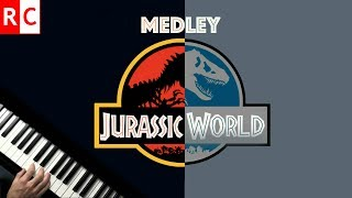 Jurassic Park Theme - Piano Duo (with Victor Cheng and Kevin
