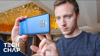Huawei Mate 20 Pro UNBOXING - My New Phone! | The Tech Chap