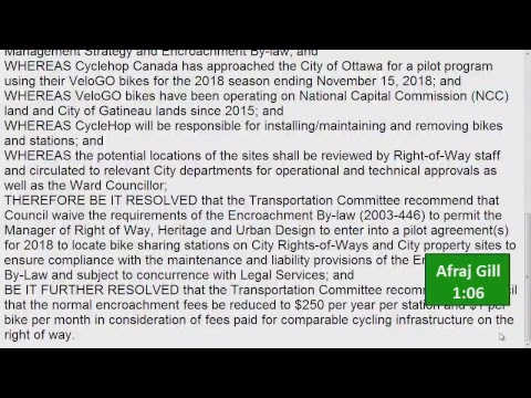 Transportation Committee - May 2, 2018