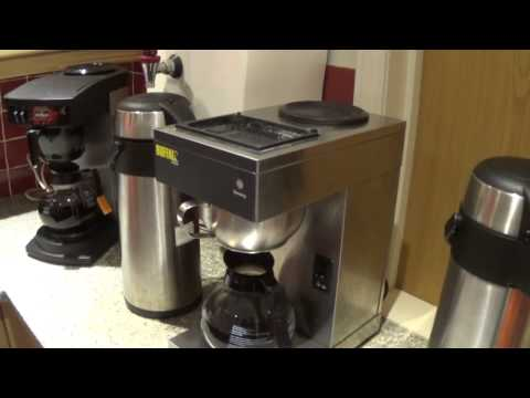 Coffee Making Video