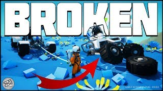 Astroneer Update 9.0 Broken Rovers and NEW WRECKS ! E2 | Z1 Gaming