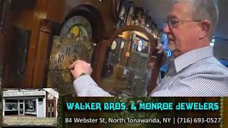 "DISC 224 - TV Ad for ""Walker Bros. & Monroe Jewelers"", North Tonawanda, NY"
