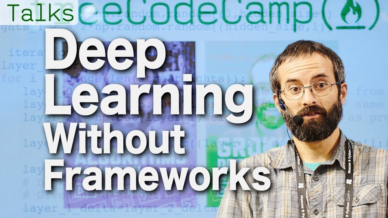 Deep Learning Without Frameworks