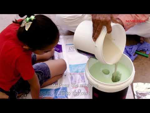 Baby Hand Casting 3D Kit