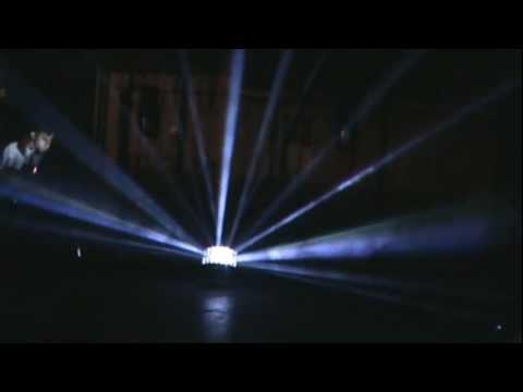 iluminacion Zorro Disco abasolo Dj Tony