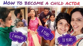 Best way to start your CHILD'S ACTING CAREER