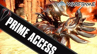 Warframe - Hotfix 22 16 4 Zephyr Prime Arrives [with which Relic