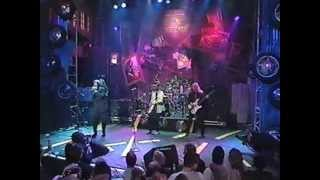 George Thorogood and the Destroyers with John Hammond in a live performance of Who Do You Love