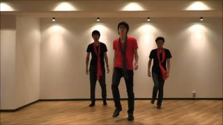 Gleedom - Moves Like Jagger / Jumpin' Jack Flash (Glee Dance Cover)