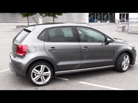 volkswagen polo r line walkaround autoevolution. Black Bedroom Furniture Sets. Home Design Ideas
