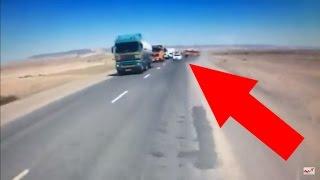 Опасный водитель Трасса Актау - Жанаозен 360p
