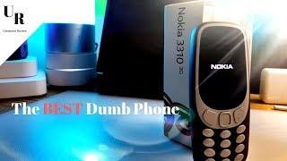 Nokia 3310 3G- The Best Dumb Phone