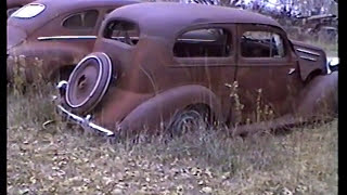 Easy Jacks 1 (Junction City Kansas) Junk Yard, Old Cars