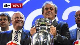 Michel Platini Detained On Suspicion Of Qatar World Cup Corruption