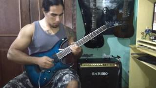Arch Enemy - Bridge Of Destiny (Guitar Cover)