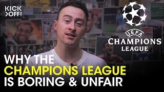 Why clubs like Dortmund will never win the Champions League again