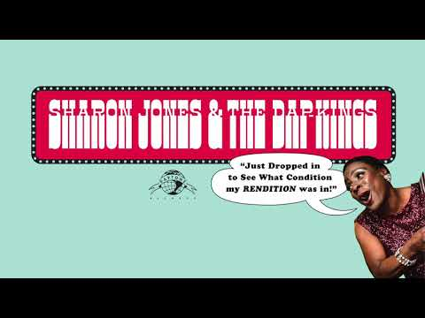 Sharon Jones & the Dap-Kings - Signed, Sealed, Delivered I'm Yours