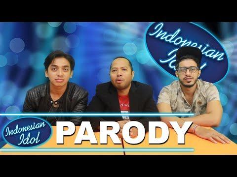 PARODY AUDISI INDONESIA IDOL