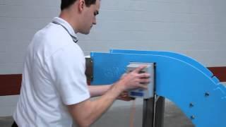 Easy To Clean DynaClean Food Conveyor