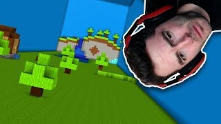 Minecraft: THIS IS ACTUALLY STRAIGHT DOWN