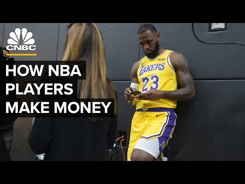 Download Why NBA Players Out Earn Other US Athletes Mp4 HD Video and MP3