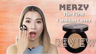 💦REVIEW MERZY The First Cushion Cover 💦♡ TEST & TRY SUNDAY ♡ Pretty.Much