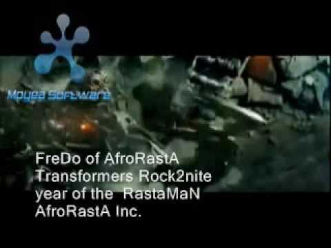 "transformers soundtrack freDro of AfroRastA"" Rock2nitE"""