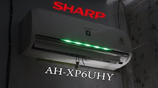 Review AC SHARP AH XP6UHY Inverter Ion Plasmacluster 0 5 PK ...