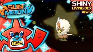 Braviary  - (Pokémon) - SHINY RUFFLET! Reaction! Quest For Shiny Living Dex #627 | Pokemon Sun Moon Shiny #52
