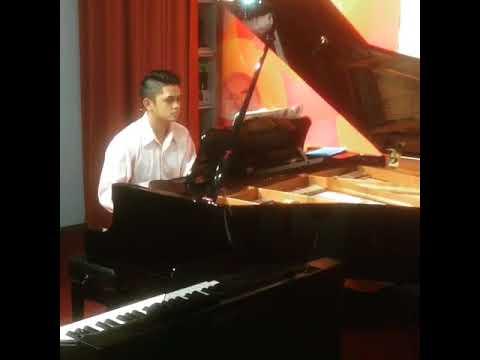 Spring student recital