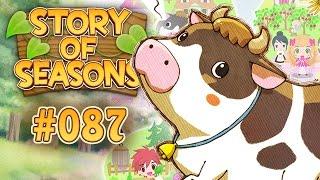 Story Of Seasons - Let's Play #087 【 Deutsch / German 】 - Hanako auf dem Muh Muh Fest
