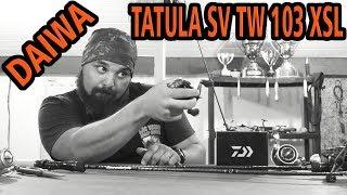 Carretilha Daiwa Tatula SV TW 103 XS L