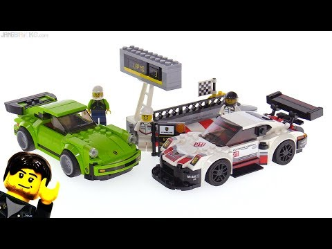 porsche 911 turbo giant lego car shows up at laguna seca. Black Bedroom Furniture Sets. Home Design Ideas
