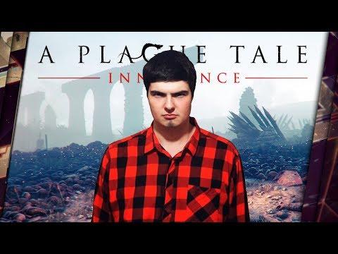 A PLAGUE TALE: INNOCENCE - ОБЗОР. КРЫСЫ ВНУТРИ НАС