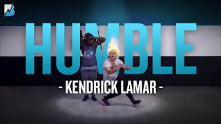 KENDRICK LAMAR - HUMBLE - @WILLDABEAST__ - @immaSPACE