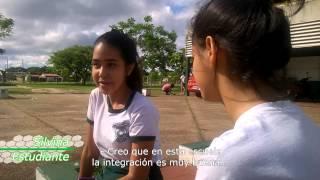 preview picture of video 'Tres minutos en el colegio Ituzaingó'
