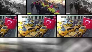 5N1K - 17 Mart Taksiciler Ile Uberciler Arasındaki Kavganın Perde Arkasıyla Geliyor!