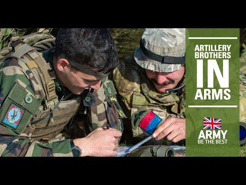 Ex Gallic Marauder | 7 Para RHA | British Army