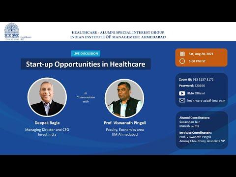 Start-up Opportunities in Healthcare
