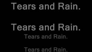 tears and rain lyrics james blunt