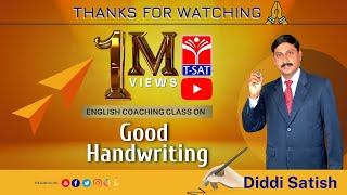 Gambar cover ENGLISH      English - Good Handwriting - P2    Diddi Sathish