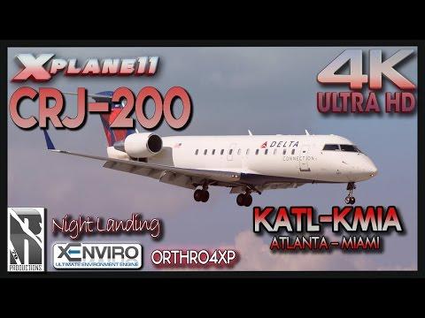 CRJ-200 oscillating like crazy on AP engage :: X-Plane 11
