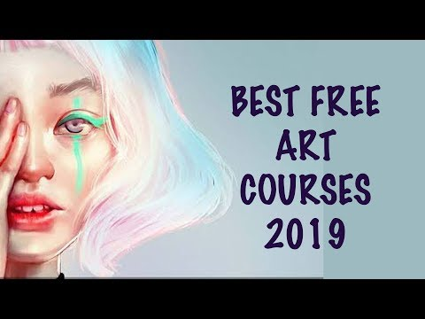 Best Free Art/Digital Art Courses 2019 | Design Essentials
