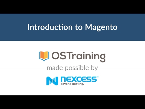 Magento 2 Beginner Class, Lesson #1: Introduction to Magento 2 ...