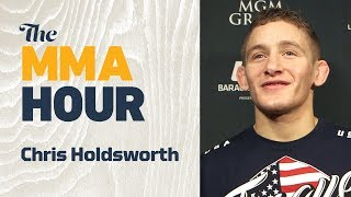 Chris Holdsworth Breaks Silence About T.J. Dillashaw Incident