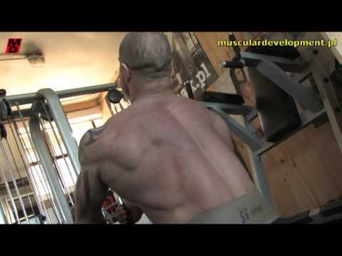 Triceps ćwiczenia ramion