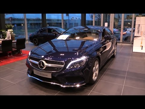 Mercedes-Benz CLS 2015 In Depth Review Interior Exterior