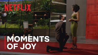Moments of Joy from Real Netflix Shows   New season announcements