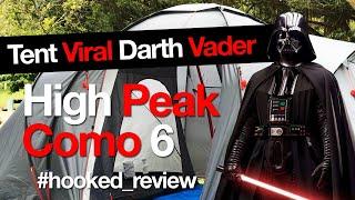 TENT VIRAL, High Peak Como 6 Setup, Review & Feedback